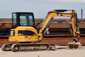 CAT 305 C CR