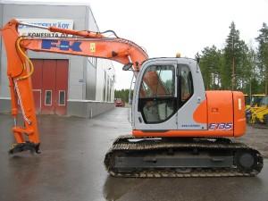 FIAT KOBELCO E135
